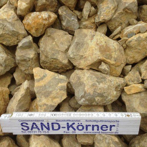 Gabionensteine Dolomit 60/150